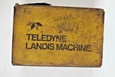 Teledyne Landis Machine Treading Equipment 516 18 U