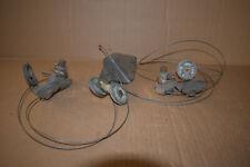 1958 EDSEL CITATION PACER RANGER CORSAIR WINDSHIELD WIPER MECHANISMS & CABLES 3