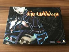 Guild Wars Limited Collector's Edition MMORPG World of Warcraft Wow