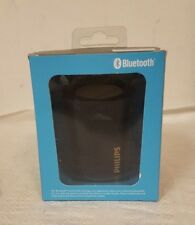 BRAND NEW SEALED BLUETOOTH PHILIPS WIRELESS PORTABLE SPEAKER BT100B37