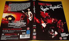 Jane's Addiction - Three Days DVD 2003 Dave Navarro Flea Perry Farrell etc