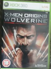 X-MEN ORIGiNS WOLVERINE, Xbox 360 GAME, !!!!! TAKE A LOOK !!!!!