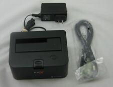 Thermaltake Black ST0005U SATA Hard Drive Docking Station E-SATA & USB