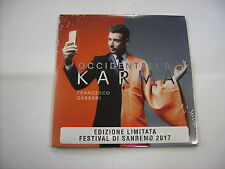 "FRANCESCO GABBANI - OCCIDENTALI'S KARMA - 7"" NUMBERED VINYL NEW COPY # 2240"