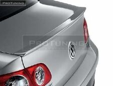 VW Passat 05-10 B6 3C R36 Rear boot trunk lip spoiler votex saloon r line wing