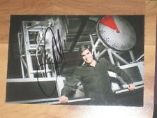 Magician DAVID COPPERFIELD Signed 4x6 Photo AUTOGRAPH 1G