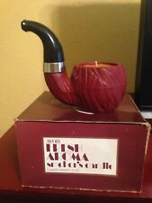 Avon Fresh Aroma Smoker's Candle (Pipe Shaped) - 1978