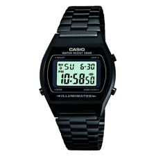 Casio B640WB-1AEF Mens Retro Collection Digital Black Watch RRP £55