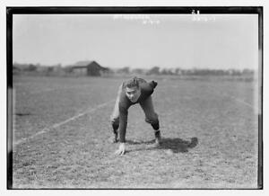 Photo:G.A. McKinlock,Jr,Harvard University Football Player,October 28,1913 1511