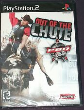 NEW SEALED PBR Professional Bull Riding Out Of The Chute PS2 Playstation 2