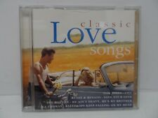 Classic Love Songs - Various Artists - CD