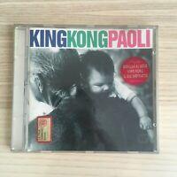 Gino Paoli - King Kong Paoli - CD Album - 1994 Wea