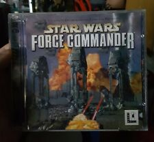 Star Wars - Force Commander -  PC GAME - FREE POST