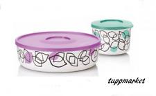 TUPPERWARE Illumina Bowls Set 2.5L + 800ml Special Offer