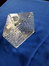 candeliere Riedel cristallo