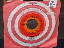 "Tartaglia ""Good Morning Starshine/Classical Gas"" 45 PROMO"