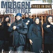 MORGAN HERITAGE - THREE IN ONE  CD NEU