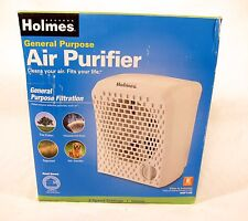 Holmes Personal Air Purifier HAP116Z Ionizer Multi Stage Filter Compact Indoor