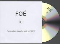 Foé Ïl Cd Album Promo pochette papier papersleeve