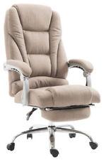 Chaises modernes beige pour le bureau