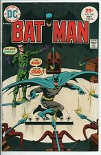 DC Comics Batman #263 May 1975 with The Riddler! VF-