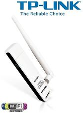 New TP-Link TL-WN722N 802.11 USB WiFi Wireless Adapter Receiver network internet