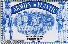 Armies in Plastic Seven Year's War 1756-1763 Prussian Infantry 1/32 Scale 54mm