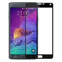 Full Covered Tempered Glass Screen Protector For Samsung Galaxy Note 3 4 5 Lot