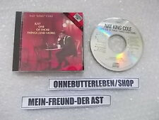 CD Jazz Nat King Cole - Just One Of Those Things (15 Song) CAPITOL JAZZ