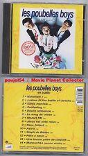 """LES POUBELLES BOYS """"En Public"""" (CD) 1994 NEUF"""