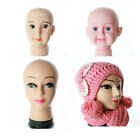 Plastic Male Boy Femal Mannequin Display Head for Jewellery, Scarves, Wigs, Hats