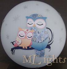 * Deckenlampe * Wandlampe * EULE / OWL 11 * Deckenleuchte * Lampe*