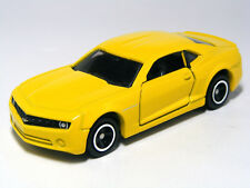 TOMICA 1:65 Scale Chevrolet CAMARO Yellow Diecast Miniature Car Takara tomy