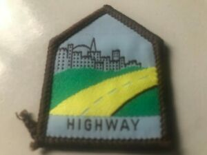 Girl Guides / Scouts Highway