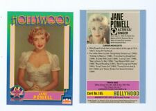 20 of the same Jane Powell Hollywood Walk Of Fame card 165