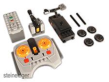 Lego® Eisenbahn Power Functions Set für RC Trains 3677 60052 60098 7939