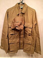 Assorted Rothco BDU tactical apparel (new&used/men's L)