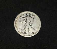 1919 S MINT WALKING LIBERTY 90%-SILVER US CURRENCY HALF DOLLAR COIN