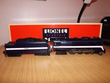 Xa23: Lionel O gauge Wabash Railroad 4-6-4 Hudson Steam Loco & tender Exc/Boxed