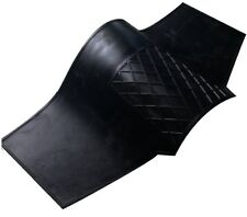 Rear Tunnel Car Mat Rubber for Mercedes A B C E M GL GLA Class All Models