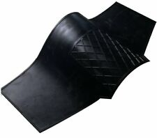 Rear Tunnel Hard Wearing Car Mat Rubber Fit All Models Universal Carpet