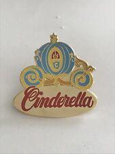 Disney Pins WDW Cinderella Coach