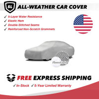 All-Weather Car Cover for 1974 Fiat 124 Coupe 2-Door