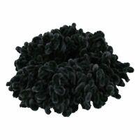 New Volumising Scrunchie Velvet Big Hair Tie Bun Clip Volumizer S6X9 Scarf S3Z4