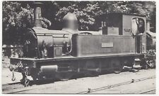 Isle Of Man Rlwy, Loco No 15 'Caledonia' Built 1885 PPC, Unposted, By G Hearse