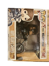 Funko POP! RIDES #08 - DARYL DIXON'S CHOPPER (WALKING DEAD) - VAULTED - 2014