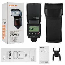 Godox TT600 2.4G HSS Wireless Camera Flash Speedlite for Canon Nikon Olympus SLR