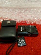 Canon PowerShot ELPH 190 IS 20.0MP 10x HD Digital Camera - Black