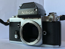 Nikon F2 Chrome + DP-1   **CLASSIC**    MINT Perfect   **Part-Exchange welcome**