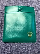 Vintage 70's Genuine Old stock Rolex Anchor Pocket Pouch (Unused)